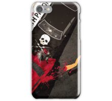 death proof quentin tarantino movie iPhone Case/Skin