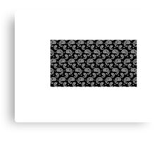 Paisley Pattern Canvas Print