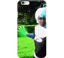 Danny Phantom Cosplay iPhone Case/Skin