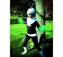Danny Phantom Cosplay Photographic Print