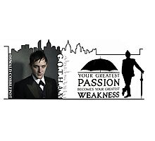 Gotham -- Penguin -- Greatest Weakness Photographic Print