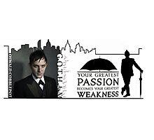 Gotham -- Penguin -- Greatest Weakness Photographic Print