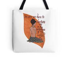 Inara bathing Tote Bag