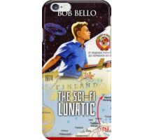The Sci-Fi Lunatic iPhone Case/Skin