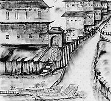 Safe Wharf  PR China by Neil Trapp