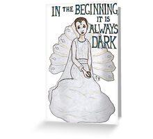 The Childlike Empress Greeting Card