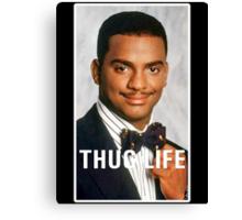 Thug Life … Carlton Canvas Print