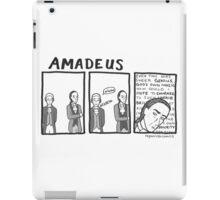 Amadeus iPad Case/Skin