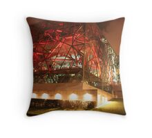 Federation Square Throw Pillow