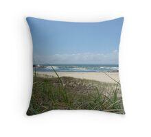 (28)-Frazer's Bay Throw Pillow