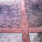 Brickwalk by Bob Wall