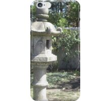 Stone Gatekeeper iPhone Case/Skin