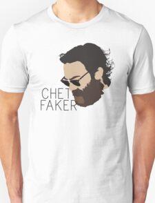 Chet Faker - Minimalistic Print T-Shirt