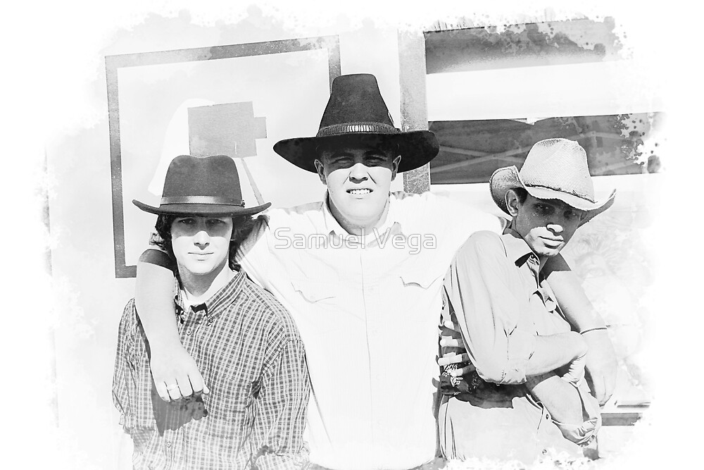 The Outlaws by Samuel Vega