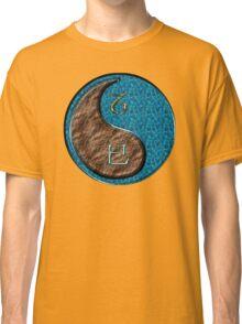 Capricorn & Snake Yin Water Classic T-Shirt