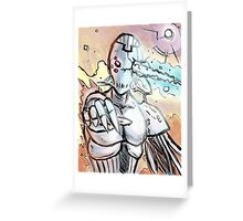 Overload Greeting Card
