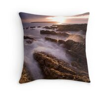 Titahi Storm Breaker Throw Pillow