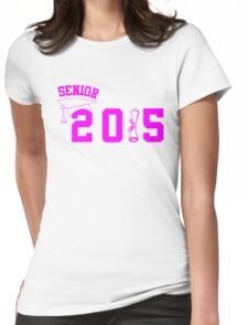 SENIOR 2015 Womens Fitted T-Shirt