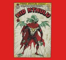 Strange Adventure Stories #1: Kid Kthulu! by tnperkins
