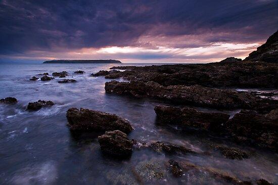 Titahi Storm Pink by Ken Wright