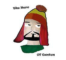 The Hero of Canton Photographic Print
