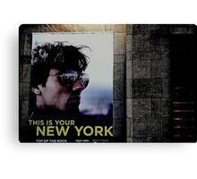 This Is Your New York Canvas Print