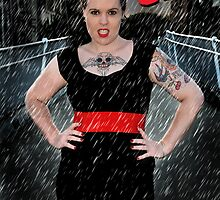 Sin City at its finest by Rockabilly  Kitten
