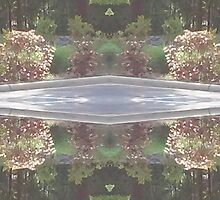 Reflections of Uniformity by ageekystitch
