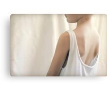 Pale Afternoon Canvas Print