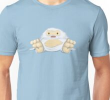 Adorable Stitched Yeti Unisex T-Shirt