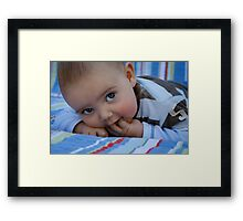 Baby Doll - 2 Framed Print