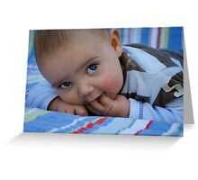 Baby Doll - 2 Greeting Card