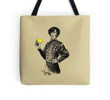 Not Sure if the Lemon is in Play?! Tote Bag