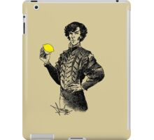 Not Sure if the Lemon is in Play?! iPad Case/Skin