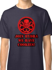 Join Hydra We Have Cookies! Classic T-Shirt