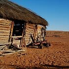 Old Andado Station, Simpson Desert by Joe Mortelliti