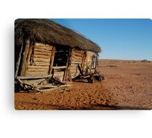 Old Andado Station, Simpson Desert Metal Print