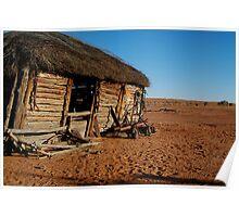 Old Andado Station, Simpson Desert Poster