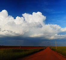 The Kansas Prairie by Brian Barnes StormChase.com