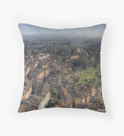 Siena, etcetera Throw Pillow
