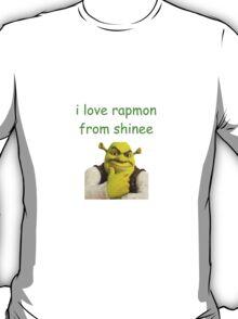 i love rapmon T-Shirt