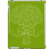 Fiore Mio Monochrome iPad Case/Skin