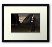 The Bachelor Framed Print