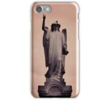 Jude 1:6  : Angel iPhone Case/Skin