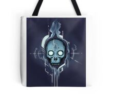 Cyberspace Gothic Tote Bag