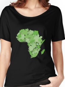 Helping Hand for Africa Women's Relaxed Fit T-Shirt