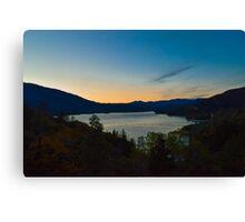 Whiskeytown Lake, Shasta County, California, USA Canvas Print