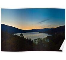 Whiskeytown Lake, Shasta County, California, USA Poster