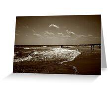 beach 1 Greeting Card
