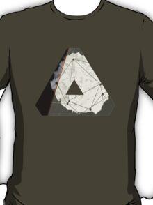 OVERWERK (abstract embers) T-Shirt